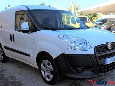 brugt Fiat Doblò Doblo1.6 MJT 105CV PC-TN Cargo Lamierato SX