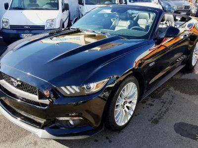 brugt Ford Mustang GT 5.0 V8 Convertible 2015