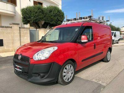 usata Fiat Doblò Doblo1.6 MJT 105CV PL-TN Cargo Maxi OFFICINA MOBI