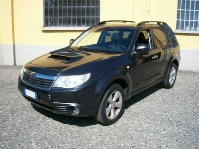 usata Subaru Forester DIESEL 4X4