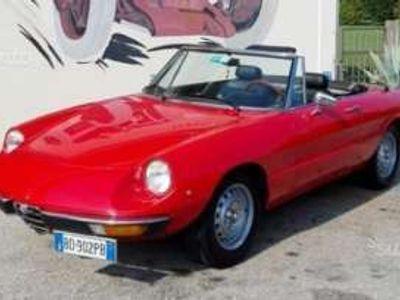 usata Alfa Romeo GT Junior Spider 1.6Benzina