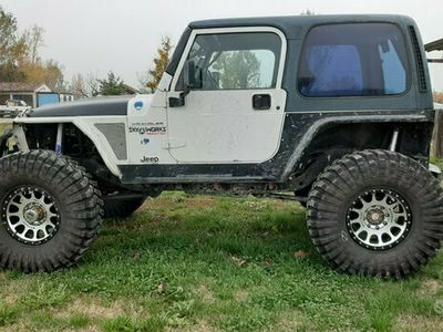 usata Jeep Wrangler 1ª-2ª s. - 1997