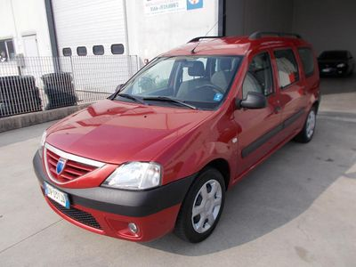 usata Dacia Logan MCV 1.6 GPL 5 posti Ambiance