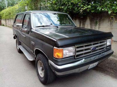 usata Ford Bronco