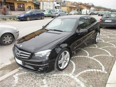 usata Mercedes CLC220 ClasseCdi Sport Full Optional Unico Proprietario Usato