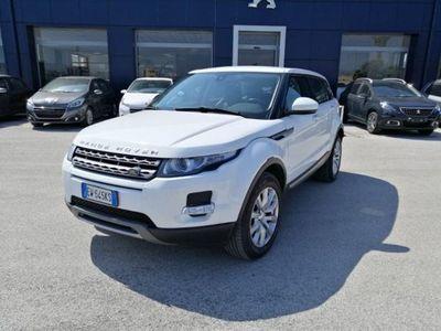 usata Land Rover Range Rover evoque 2.2 TD4 5p. Prestige rif. 11179800