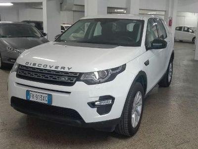 usado Land Rover Discovery Sport 2.0 TD4 150 CV Auto Business Ed.Premium Pure UFFIC