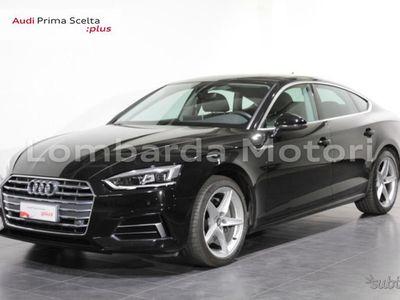 usata Audi A5 Sportback 40 2.0 tdi Sport 190cv s-tronic