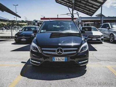 usata Mercedes B200 Classe B - T246 Dieselcdi Premium Full Edition auto