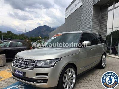 used Land Rover Range Rover range 4.4 sdV8 Vogue auto