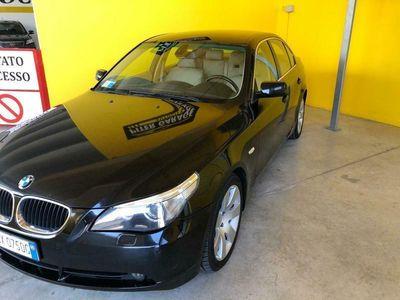usata BMW 530 Serie 5 d Attiva