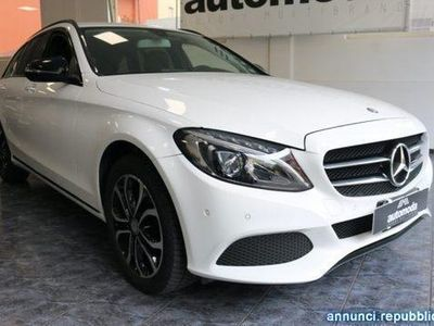 """usata Mercedes C250 d S.W. 4Matic Automatic """""""" NIGHT PACK"""""""" Parma"""