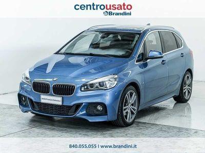 usata BMW 218 d act.tourer xdrive Msport auto