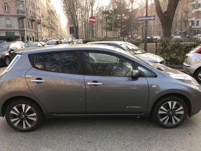 usata Nissan Leaf Elettrico Tekna BATTERIA DI PROPRIETA\'