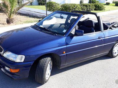 usata Ford Escort Cabriolet 1800 16v
