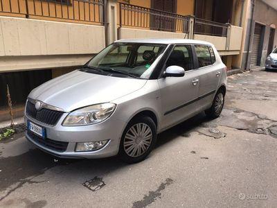 usata Skoda Fabia 1.6 diesel 90 cv km certificati