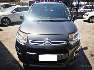 usata Citroën C3 Picasso bluehdi 100cv exclusive
