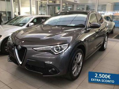 usata Alfa Romeo Stelvio STELVIO2.2 t Executive Q4 210cv auto