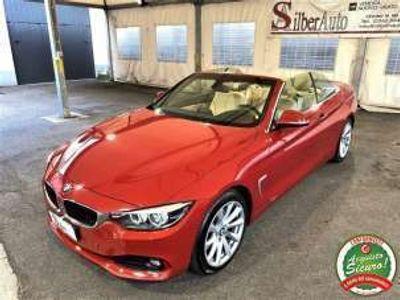"""usata BMW 430 i Cabrio Advantage 252 CV """"SOLO 36000 KM !!!"""""""