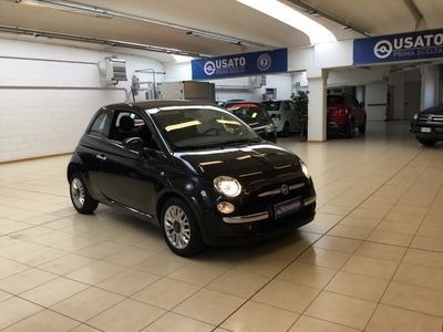 used Fiat 500 5001.3 mjt 16v Lounge 95cv my14