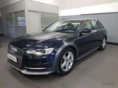 usata Audi A6 Allroad 3.0 TDI 245 CV S tronic Business