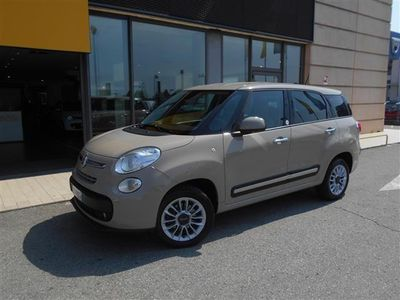 usata Fiat 500L Living 0.9 TwinAir Turbo Natural Power Lounge del 2014 usata a Parma