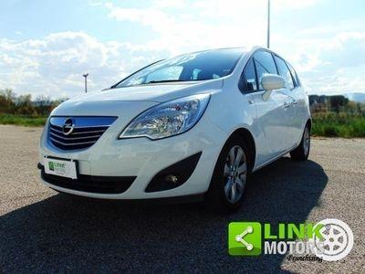 brugt Opel Meriva 1.7 Cdti 110cv Cosmo, anno 2010, manutenzione curata