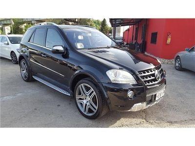 usata Mercedes ML63 AMG ClasseAmg V-max Usato