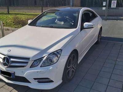 usata Mercedes C250 CDI BlueEFFICIENCY Coupé Avantgard
