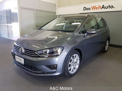 usata VW Golf Sportsvan 1.6 TDI 115CV Executive BlueMotion Tech. Diesel