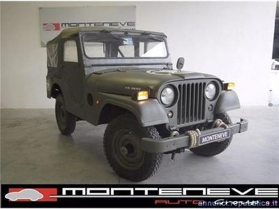 used Jeep Willys M38 A-1 4X4 CON RIDOTTE Roma