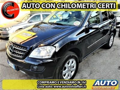 second-hand Mercedes ML280 CDI LIBRETTO SERVICE,GANCIO