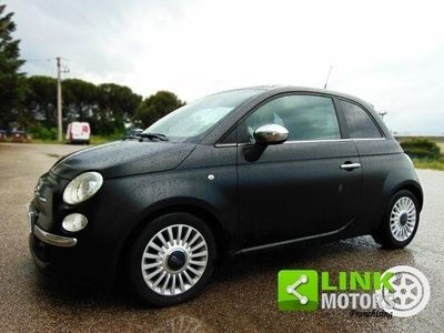 gebraucht Fiat 500 1.2 Lounge, ANNO 2010, Adatta neopatentati, manutenzione molto curata.