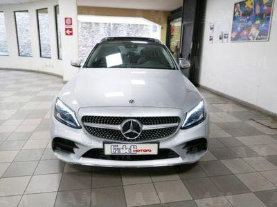 usata Mercedes 220 Classe C Station Wagond 4Matic Auto Premium usato