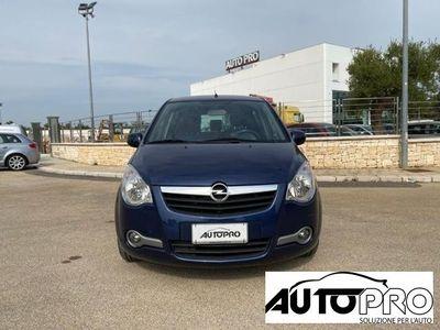 usata Opel Agila -- 1.2 16V Enjoy