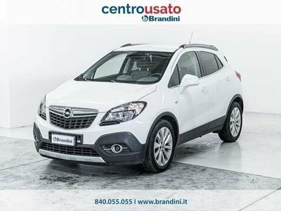 usata Opel Mokka 1.4 Turbo GPL Tech 140CV 4x2 Cosmo 1.4 TURBO