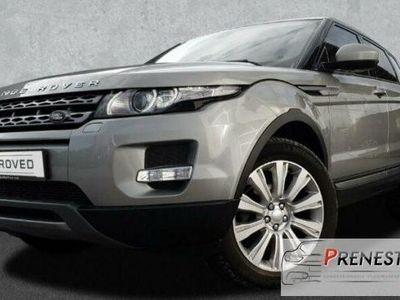 brugt Land Rover Range Rover evoque 2.2 Sd4 5p. aut. pelle fari xenon garantita rif. 11484181