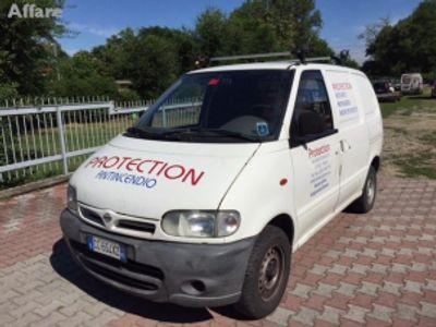used Nissan Vanette Van autocarro