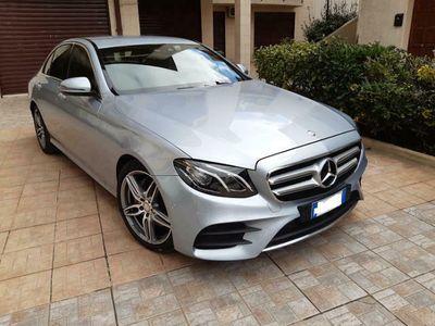 usata Mercedes E220 4Matic Auto AMG Premium