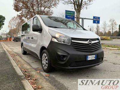 usata Opel Vivaro Vivaro1.6 BTURBO 125 cv COMBI AUTOCARRO 6 POSTI