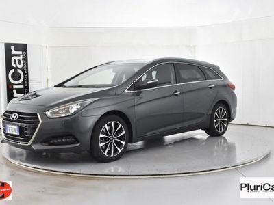 usata Hyundai i40 1.7 CRDi 7DCT 141cv Navi Bluetooth Eu6