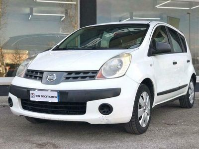 used Nissan Note 1.5 dCi 68CV Acenta