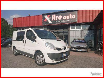 usata Nissan Primastar 2.0 DCi 115CV L1H1 6 Posti - 2011