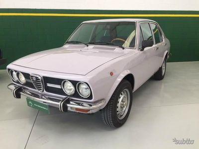 usado Alfa Romeo Alfetta 1.8 Scudo Stretto Prima Serie