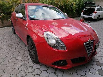 usata Alfa Romeo Giulietta Quadrifoglio Verde 235 CV