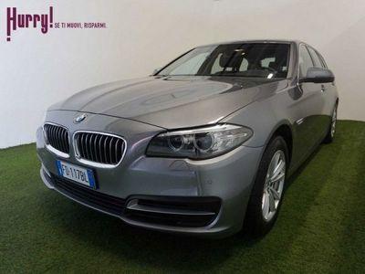 używany BMW 520 Touring d Business aut.