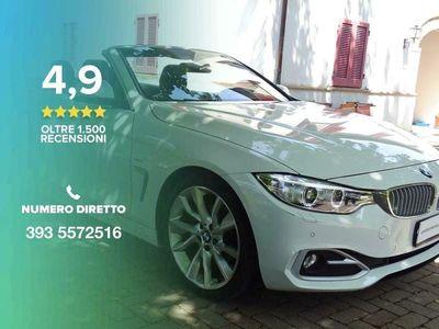 usata BMW 420 i Cabrio Modern