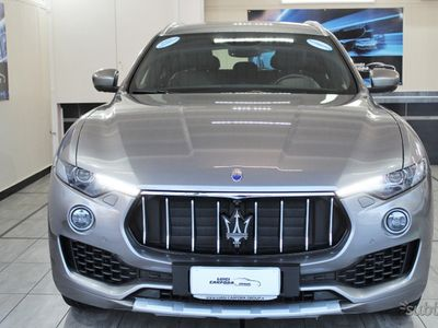 usata Maserati Levante 3.0 diesel 275cv