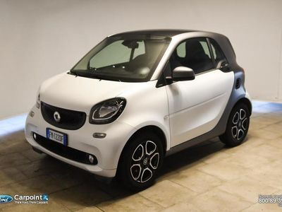 usata Smart ForTwo Coupé 0.9 t. Passion 90cv twinamic my18