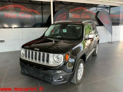 usata Jeep Renegade 2.0 Mjt 140CV 4WD Active Drive Low Limited rif. 11891131